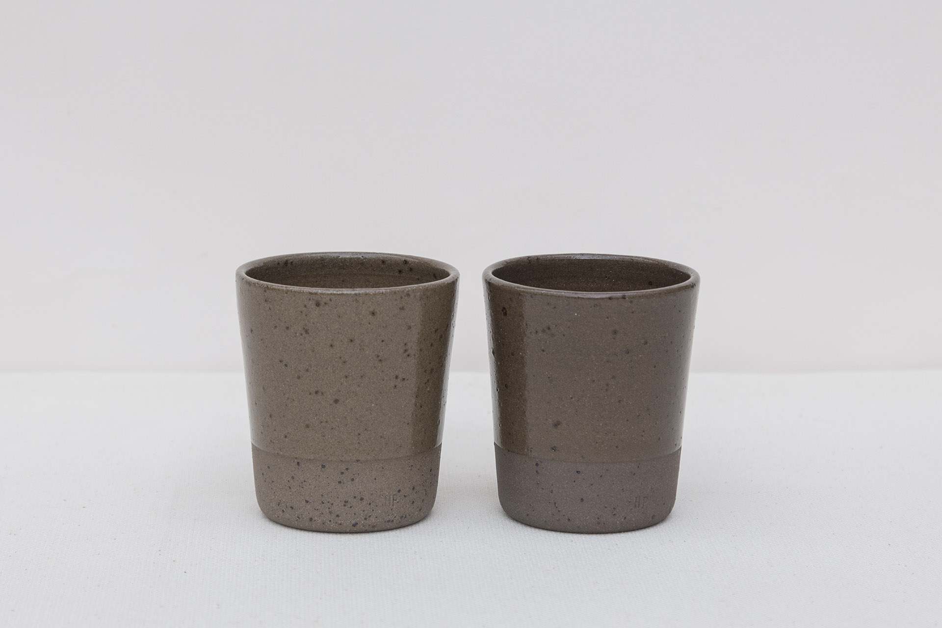 Cocoa Speckle Tumblers 3 & 4 | Set of 2