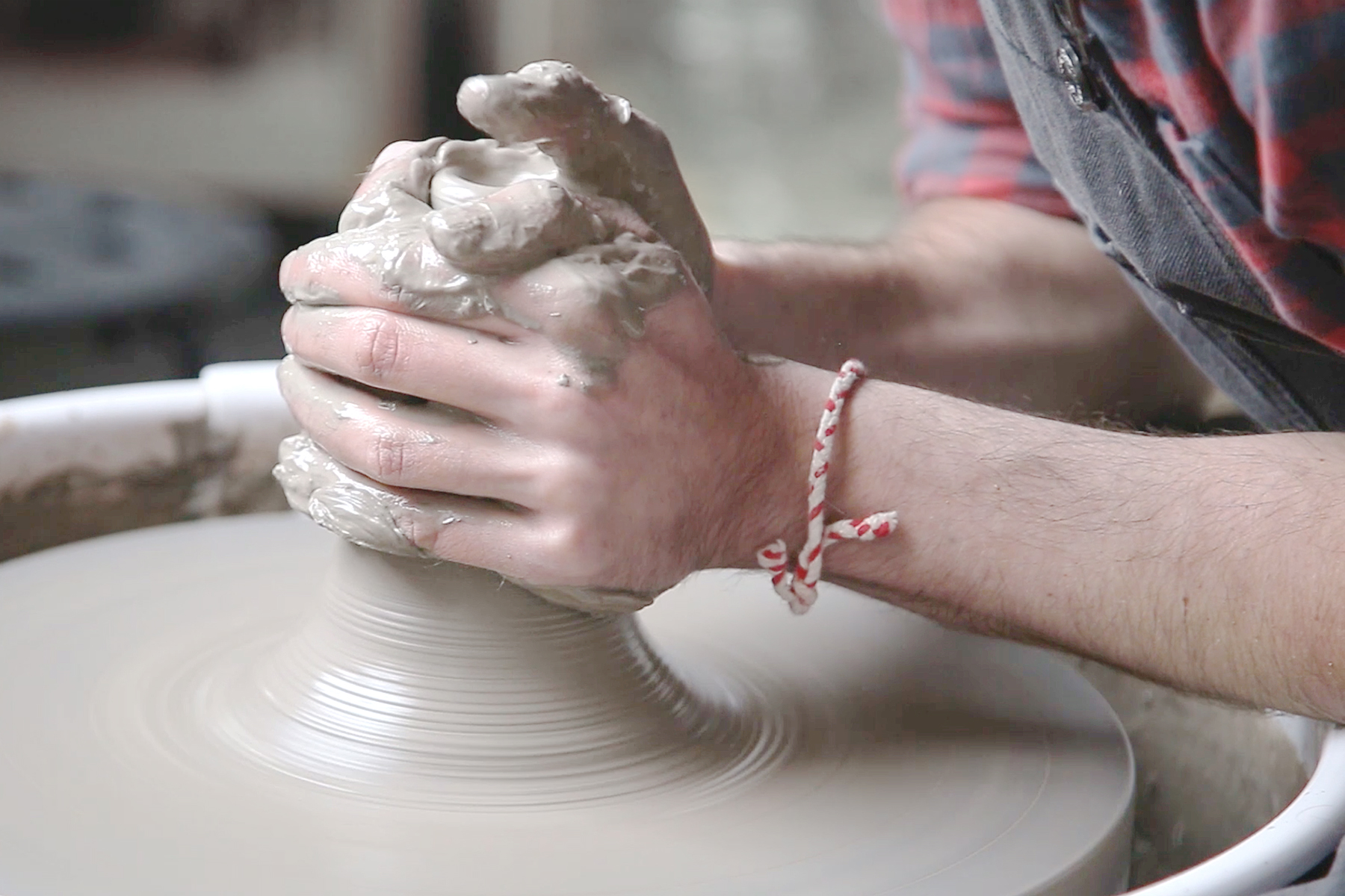 Throwing Pottery Taster  |  30th June, 11am-1:30pm