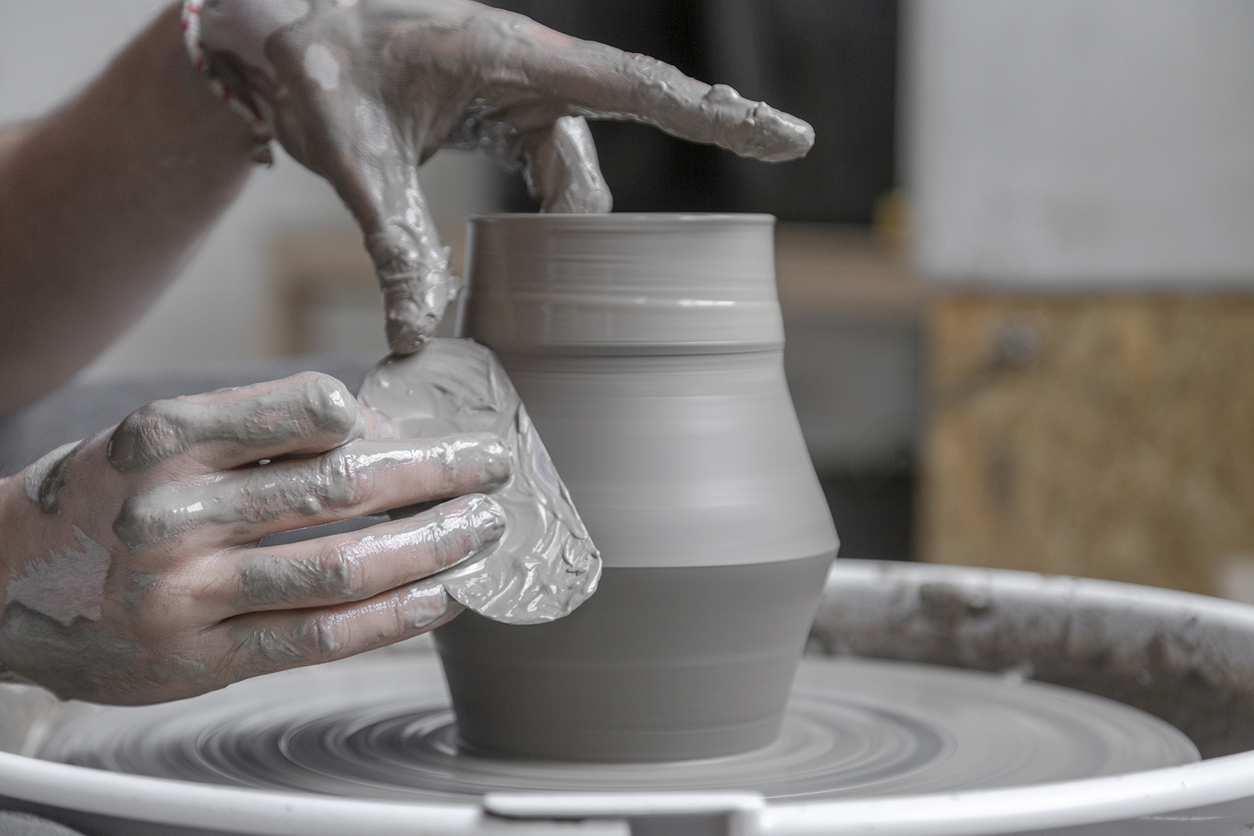 8-week Wednesday Evening Pottery Class  |  6:30pm-9pm, 8th Jan-26th Feb